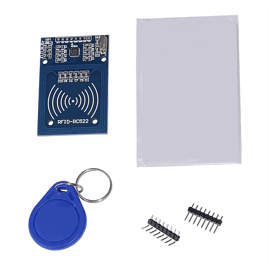 KIT: RFID module RC522 13,56 MHZ + 2 RFID Tags