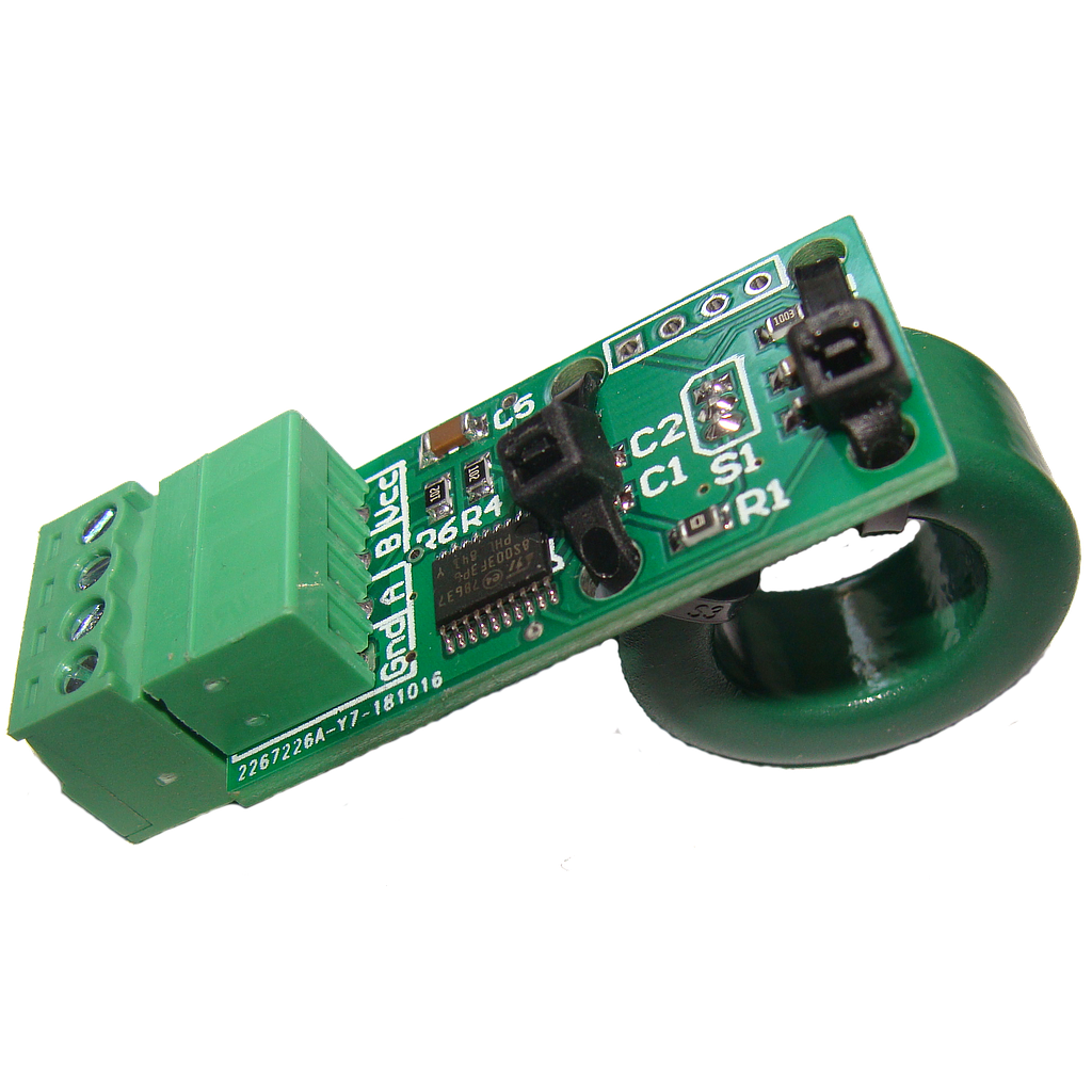 RS485 Current Sensor